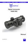 Manual D400 DNS