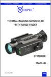 Manual DTM1000R