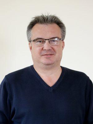 Sales Director Sergey Proschenko