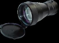 Tripler lens