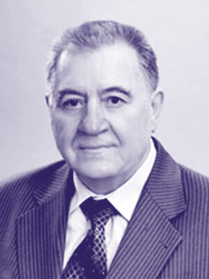 President Vladimir Mikhnevich